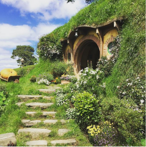 New Zealand- Middle-earth Bilbo